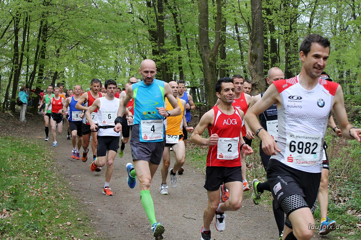 Hermannslauf - Start A 2012 - 50