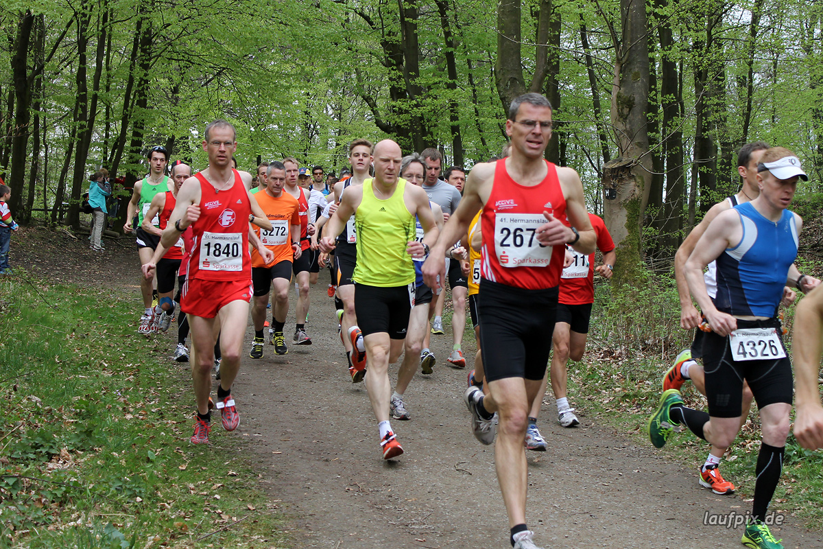 Hermannslauf - Start A 2012 - 66