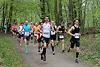 Hermannslauf Start: Elias Sansar, Marcus Biehl, Florian Reichert, Lundström Ingmar - Hermannslauf (48) Foto