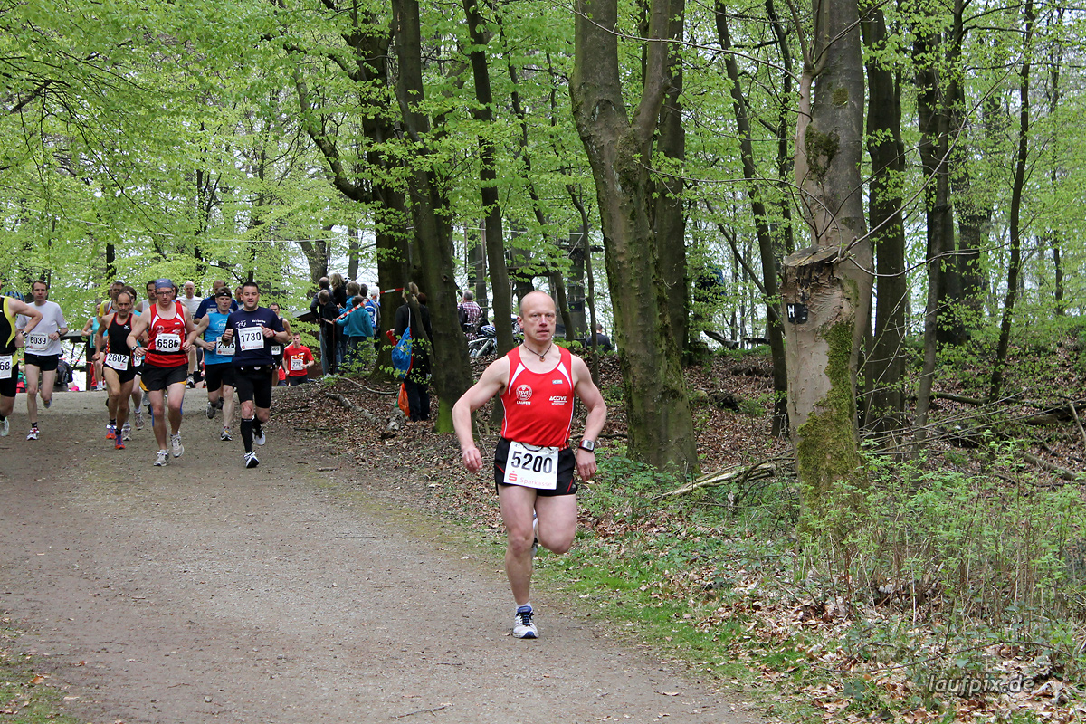 Hermannslauf - Start B C 2012 - 1