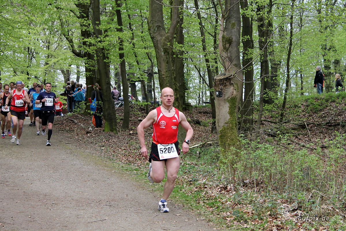 Hermannslauf - Start B C 2012 - 2