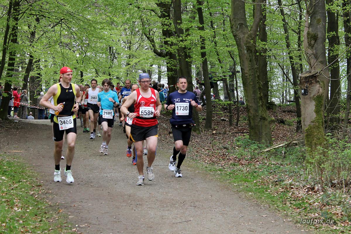 Hermannslauf - Start B C 2012 - 4