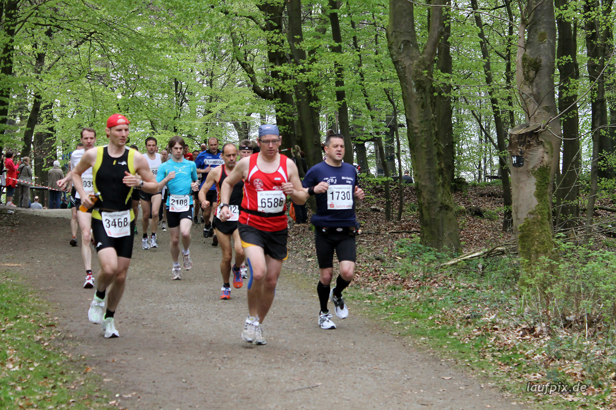 Hermannslauf - Start B C 2012 - 5