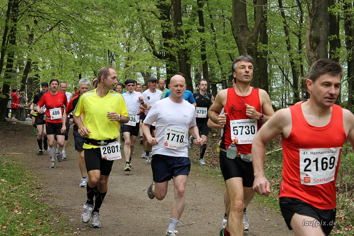 Hermannslauf - Start B C 2012 - 19
