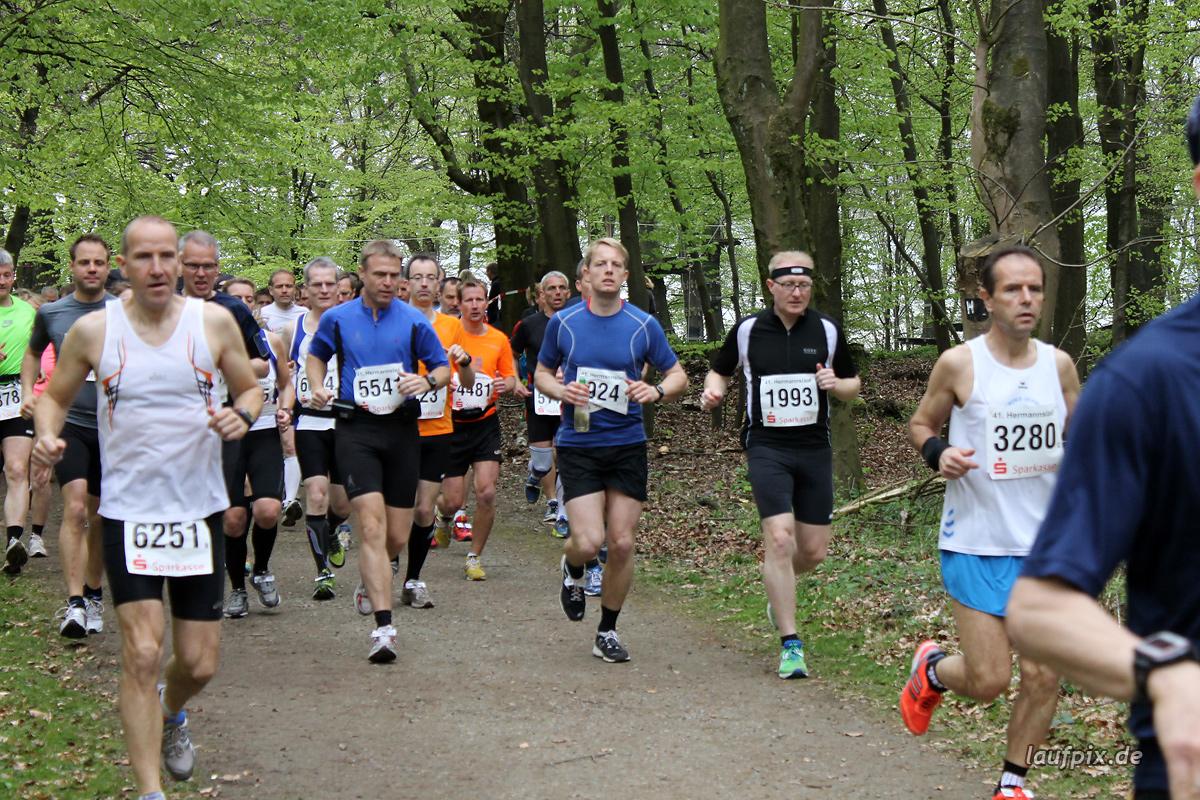 Hermannslauf - Start B C 2012 - 56