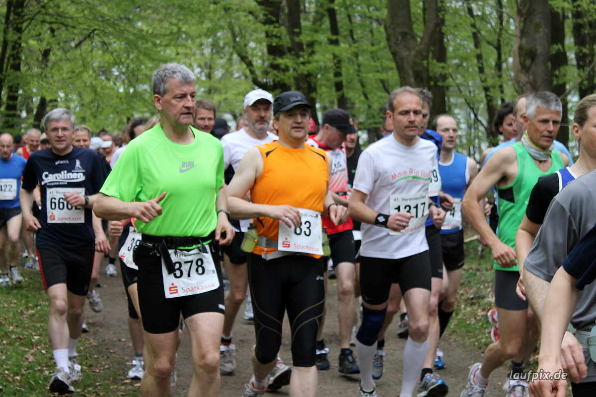Hermannslauf - Start B C 2012 - 66