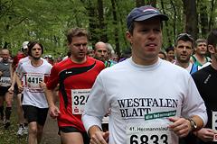 Hermannslauf - Start B C