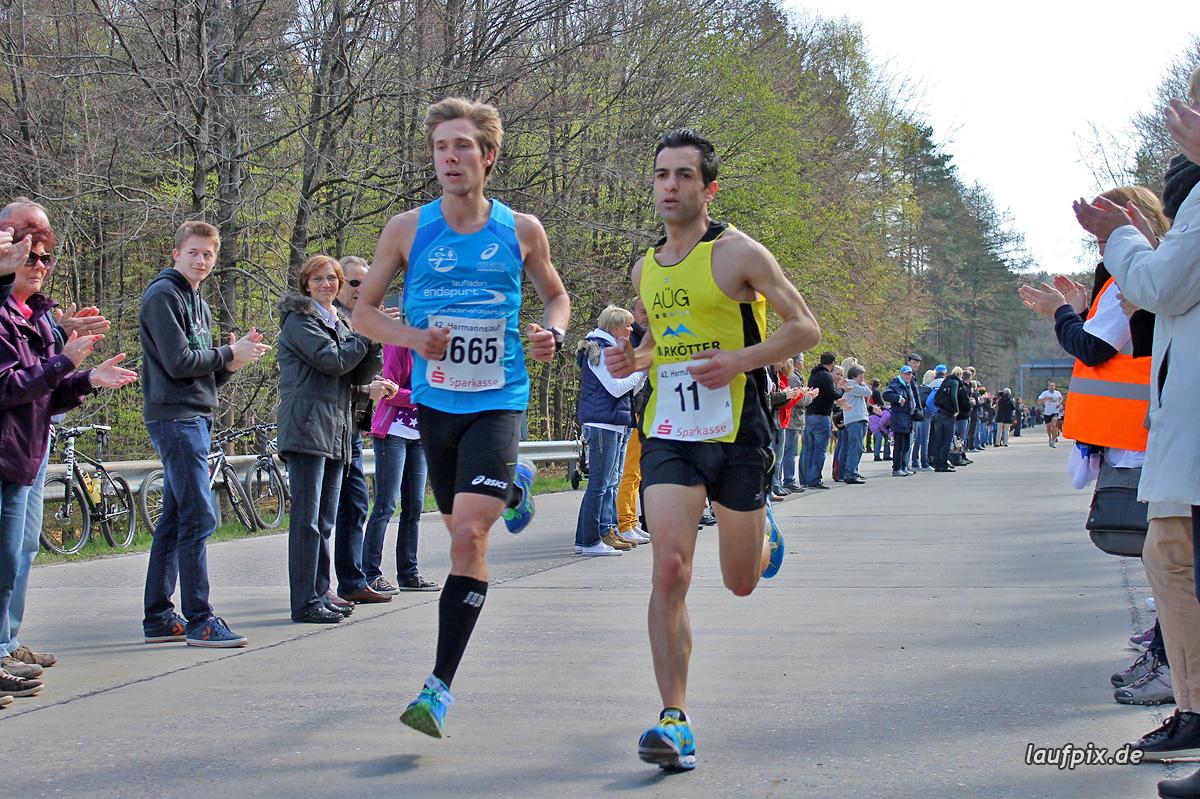 Hermannslauf 2013 - 29