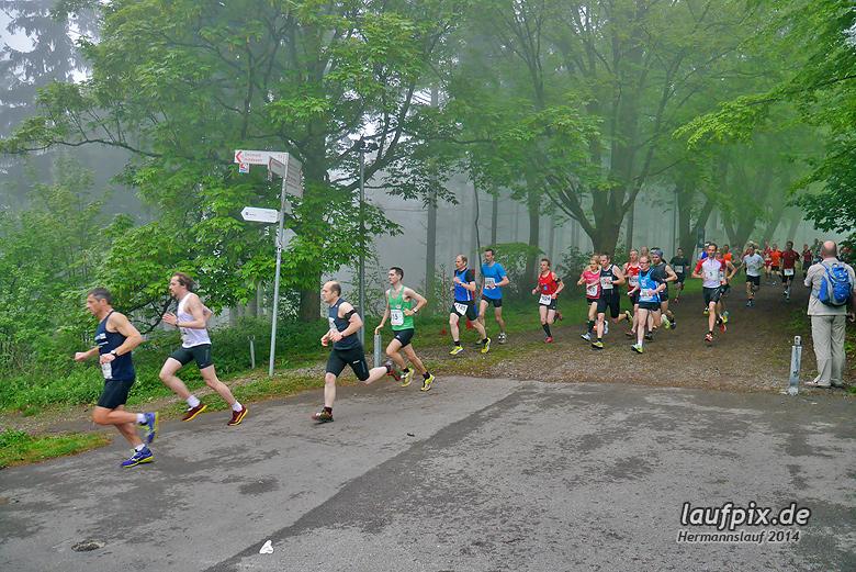 Hermannslauf - Start 2014 - 40