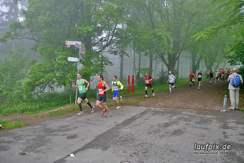 Hermannslauf - Start 2014 - 46