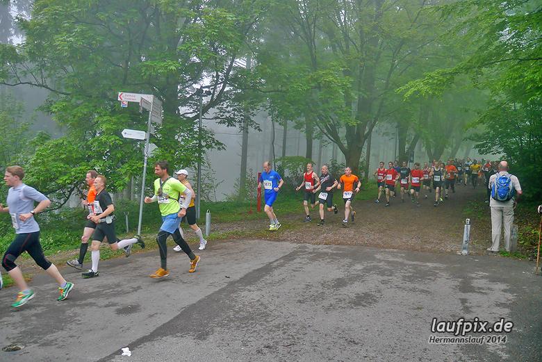 Hermannslauf - Start 2014 - 48
