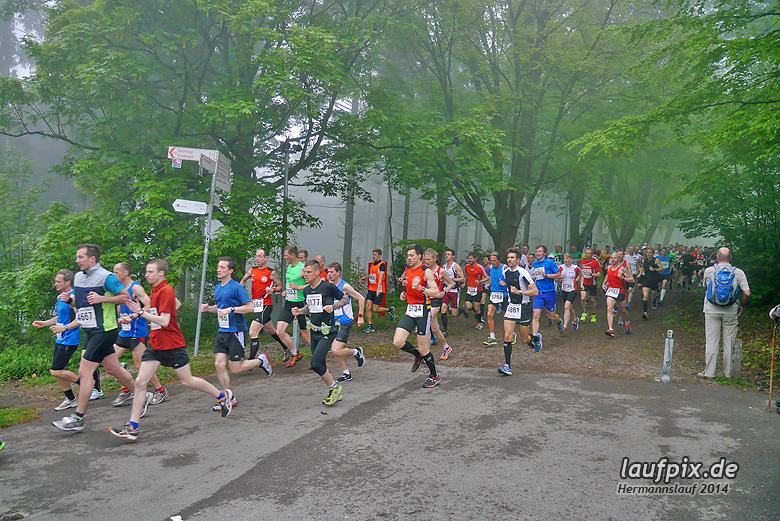 Hermannslauf - Start 2014 - 52