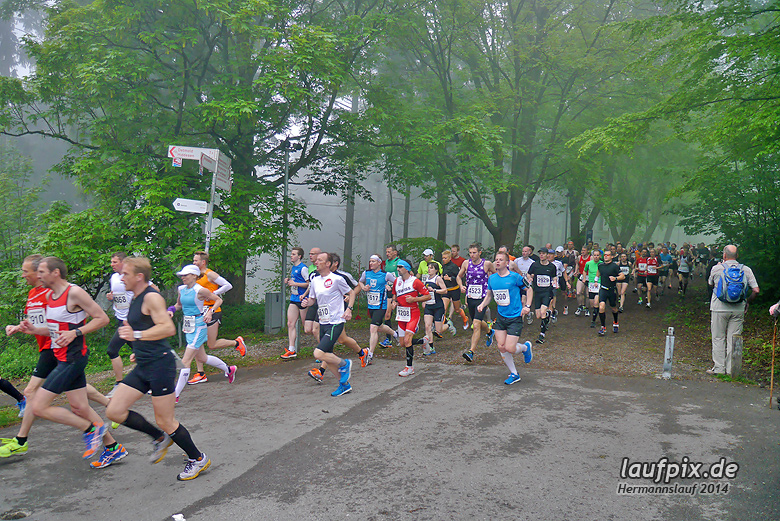Hermannslauf - Start 2014 - 59