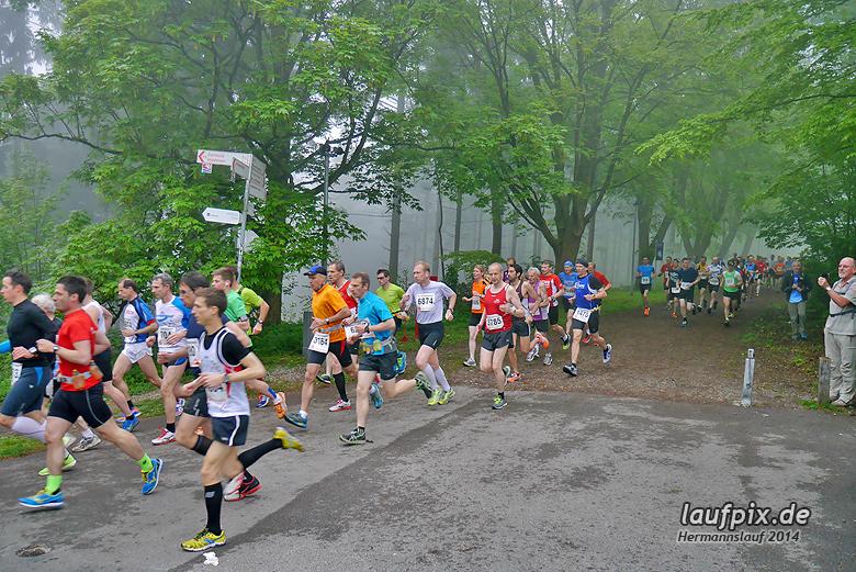 Hermannslauf - Start 2014 - 64