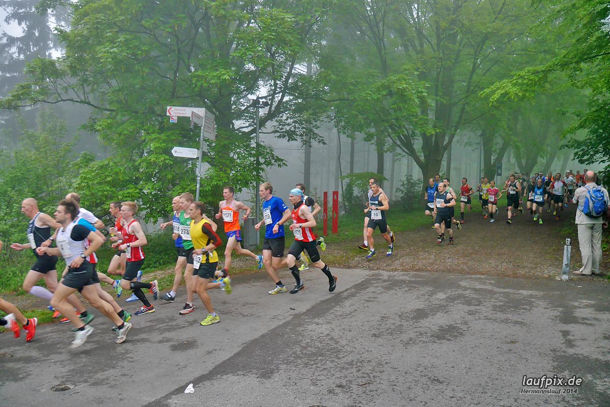 Hermannslauf - Start 2014 - 36