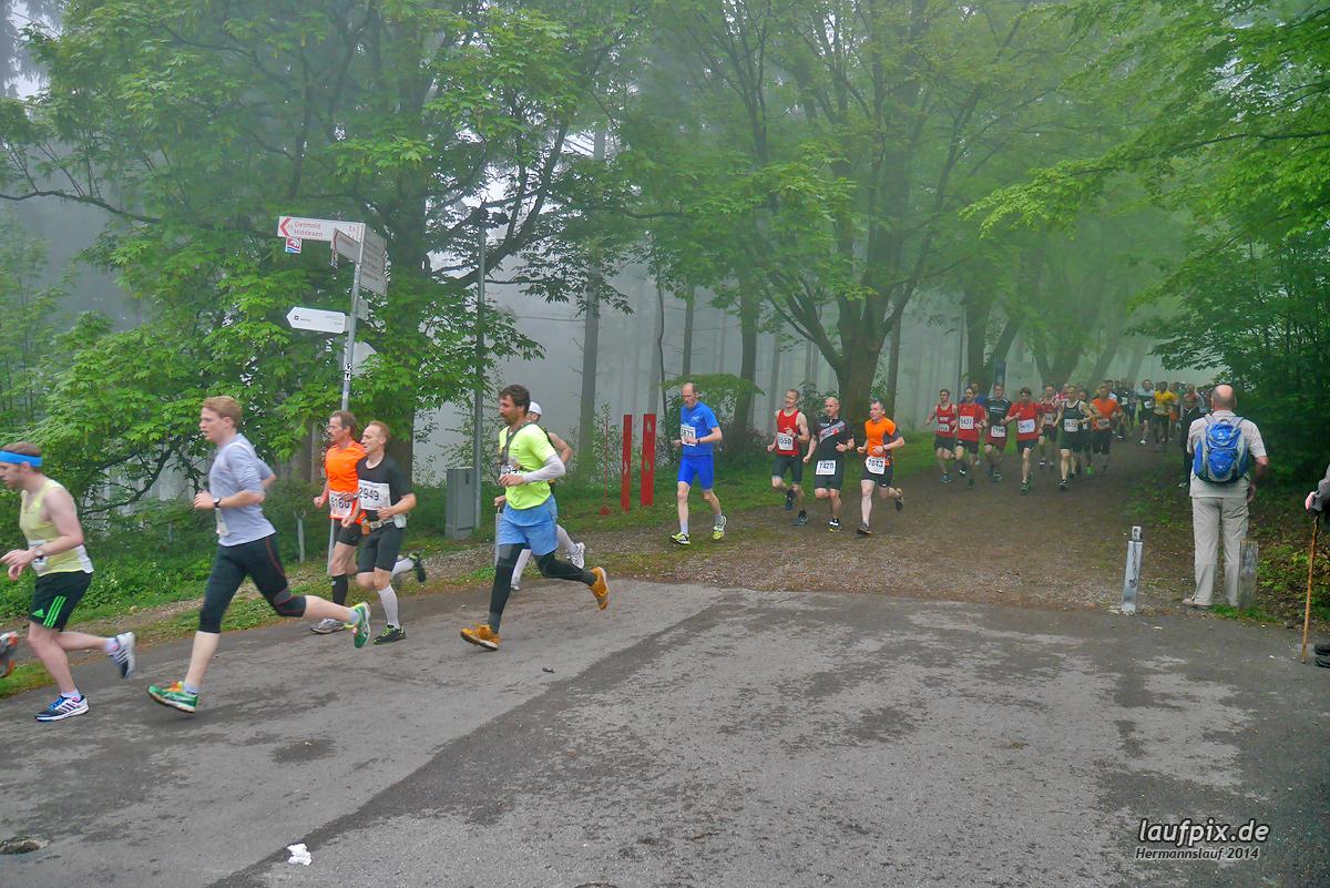 Hermannslauf - Start 2014 Foto (47)