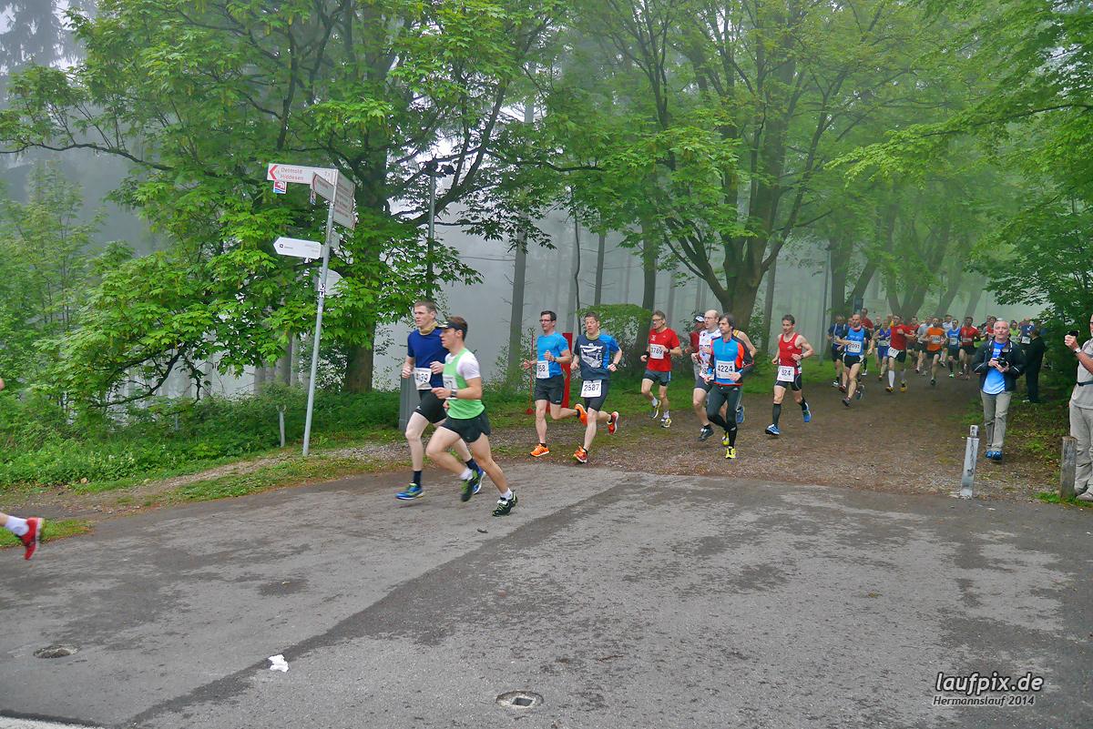 Hermannslauf - Start 2014 Foto (65)
