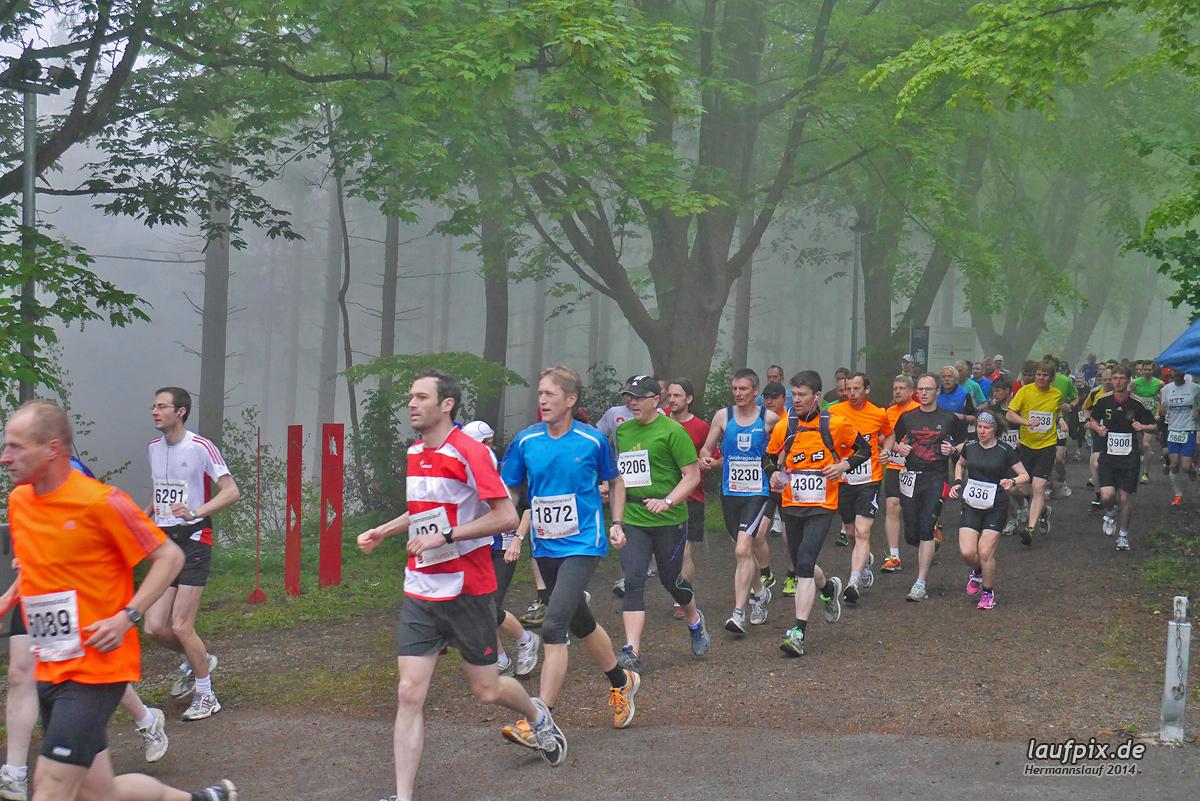 Hermannslauf - Start 2014 - 377
