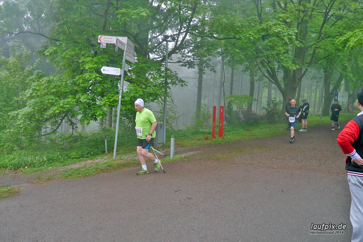 Hermannslauf - Start 2014 - 1316